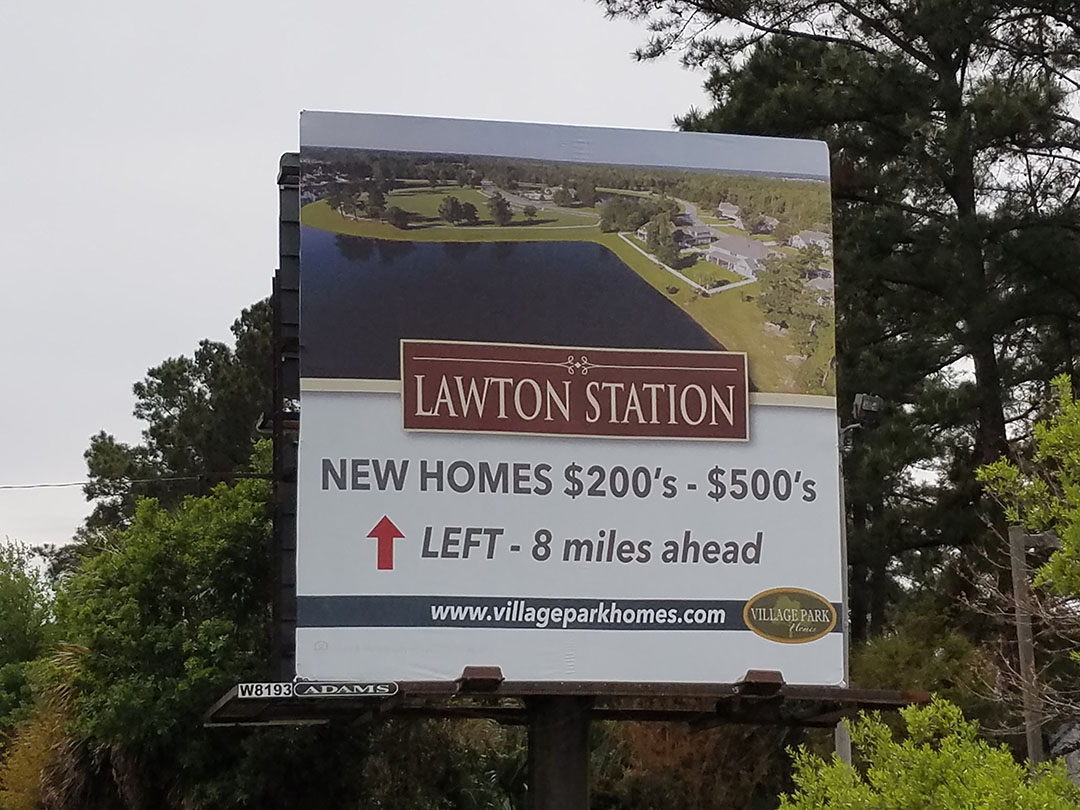 Lawton Station
