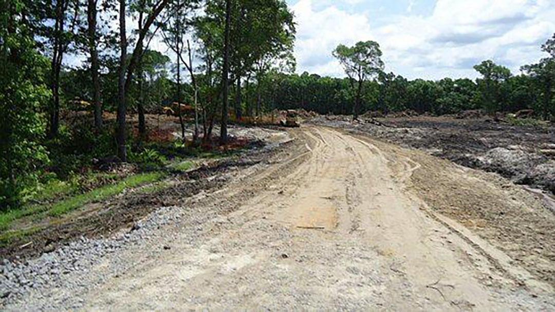 residential development land surveying