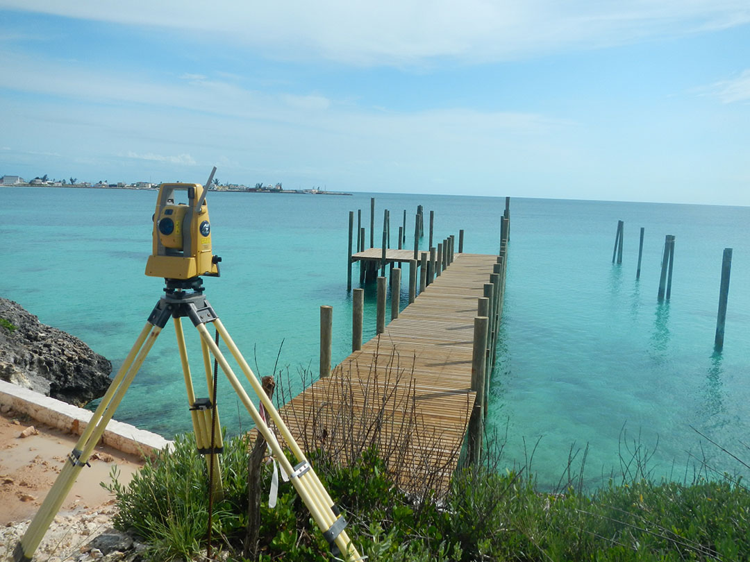 hotels & resort land surveying