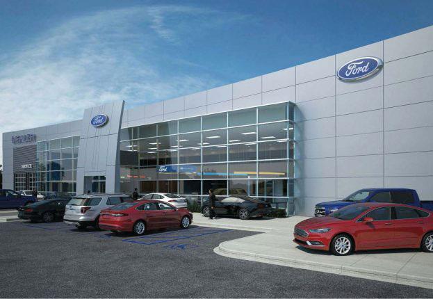 Ford Dealership Charlotte >> Survey for JC Lewis Ford Dealership in Hinesville